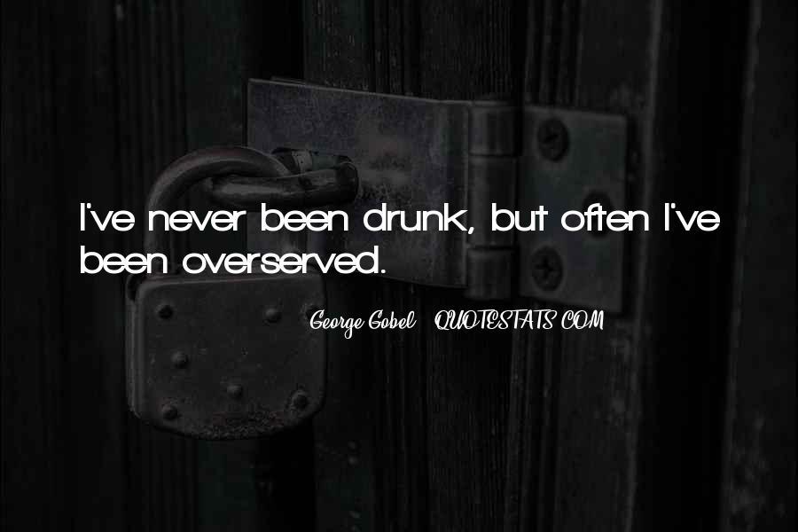 George Gobel Quotes #1345453