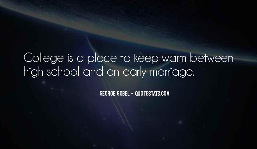 George Gobel Quotes #1560257