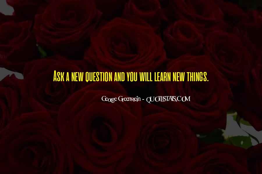 George Greenstein Quotes #1349112