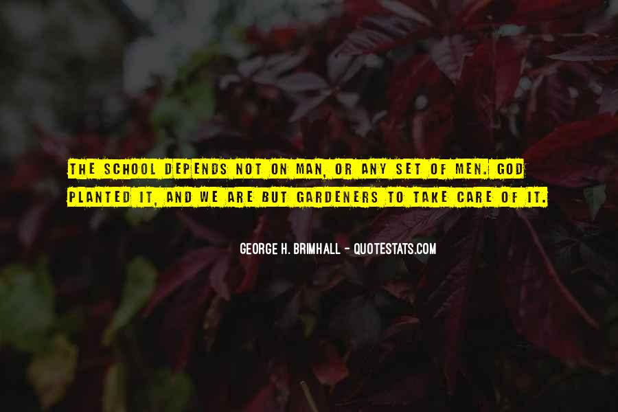 George H. Brimhall Quotes #1579404