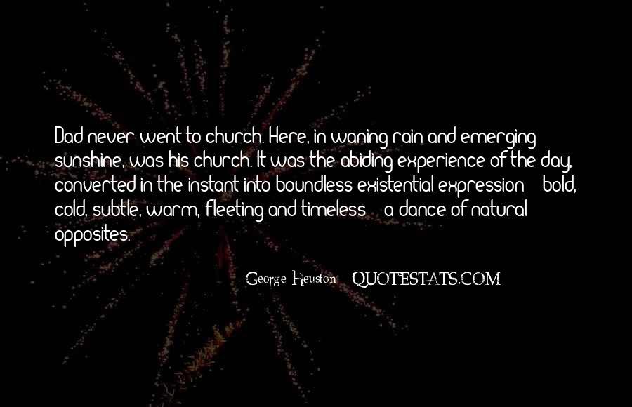 George Heuston Quotes #850238