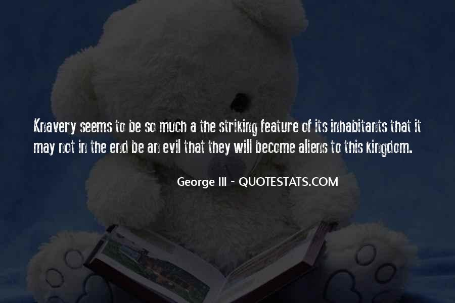 George III Quotes #638396