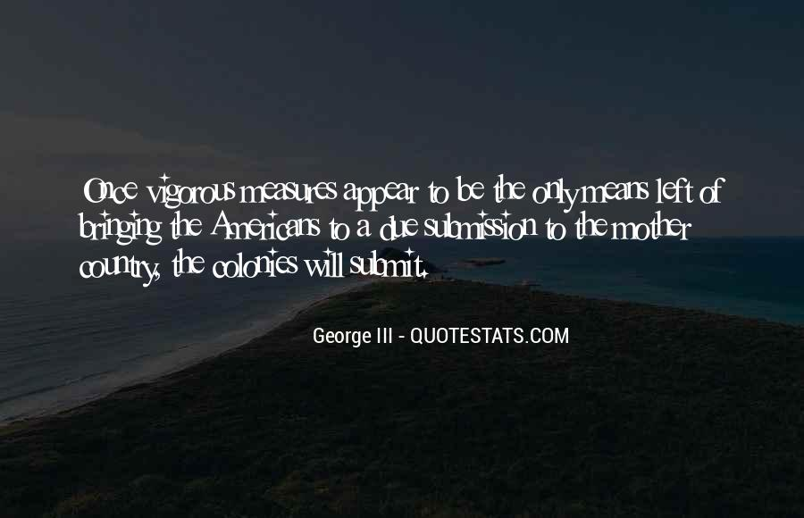 George III Quotes #856194