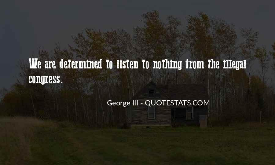 George III Quotes #904832