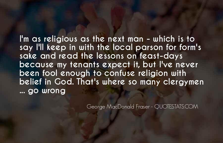 George MacDonald Fraser Quotes #1179815