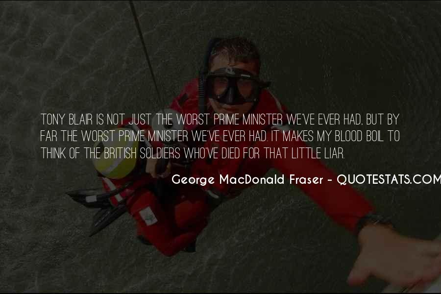 George MacDonald Fraser Quotes #1517175