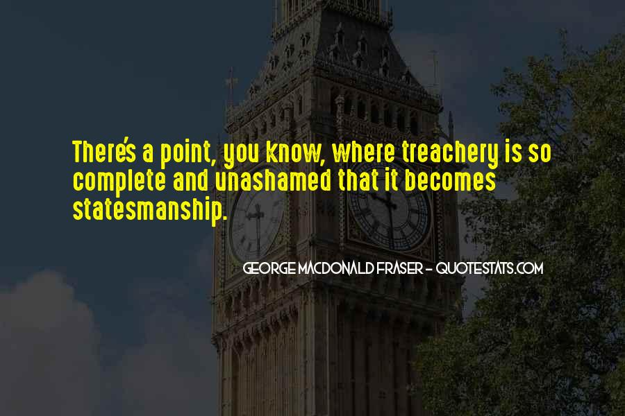 George MacDonald Fraser Quotes #1822