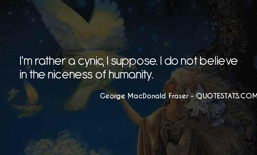 George MacDonald Fraser Quotes #459299