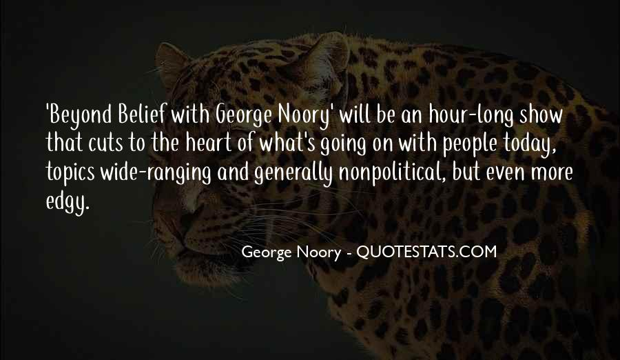 George Noory Quotes #433395