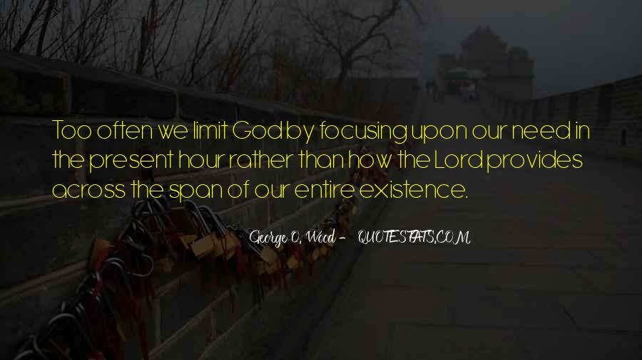 George O. Wood Quotes #1552139