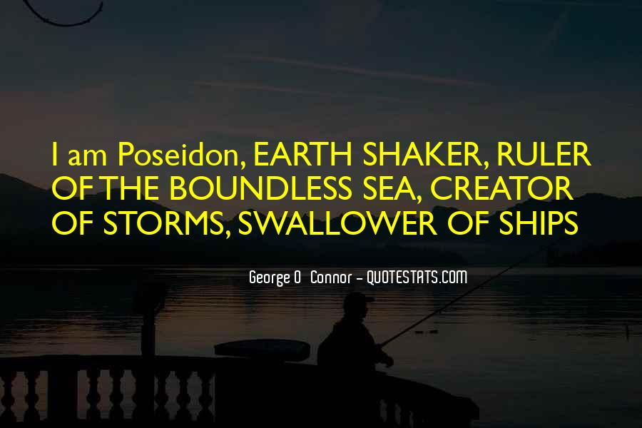 George O'Connor Quotes #269375
