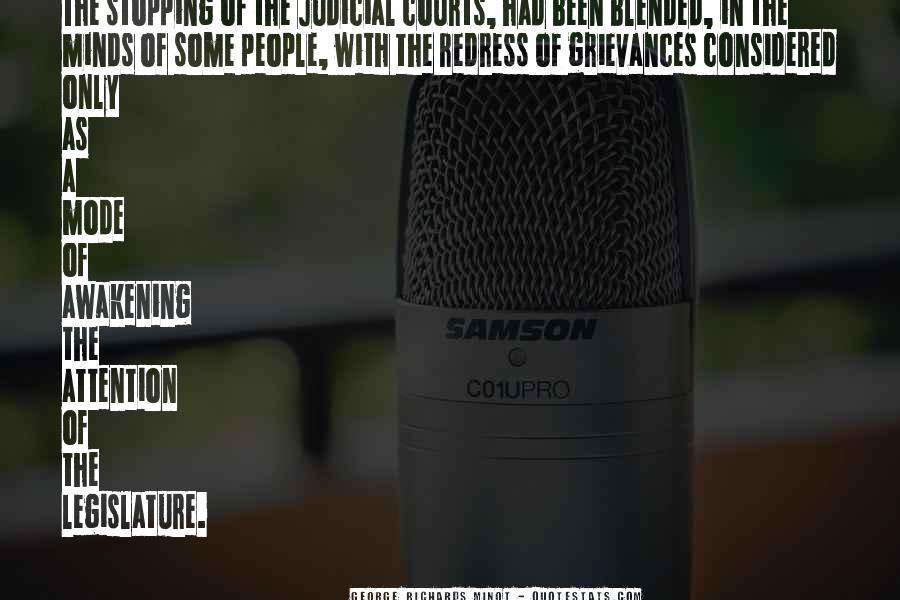 George Richards Minot Quotes #1154464