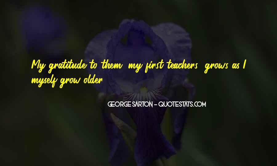 George Sarton Quotes #125686