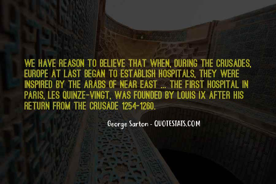 George Sarton Quotes #1609026