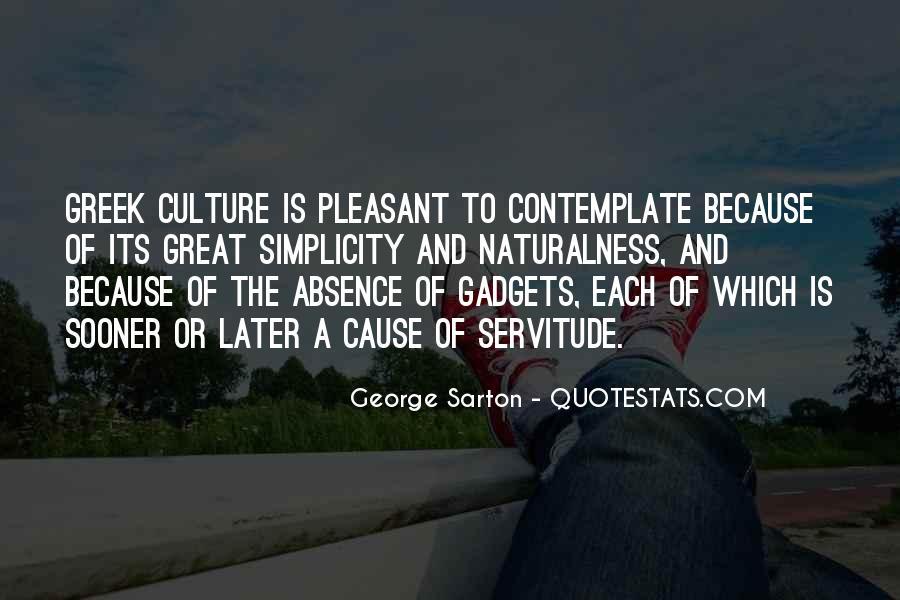 George Sarton Quotes #227845