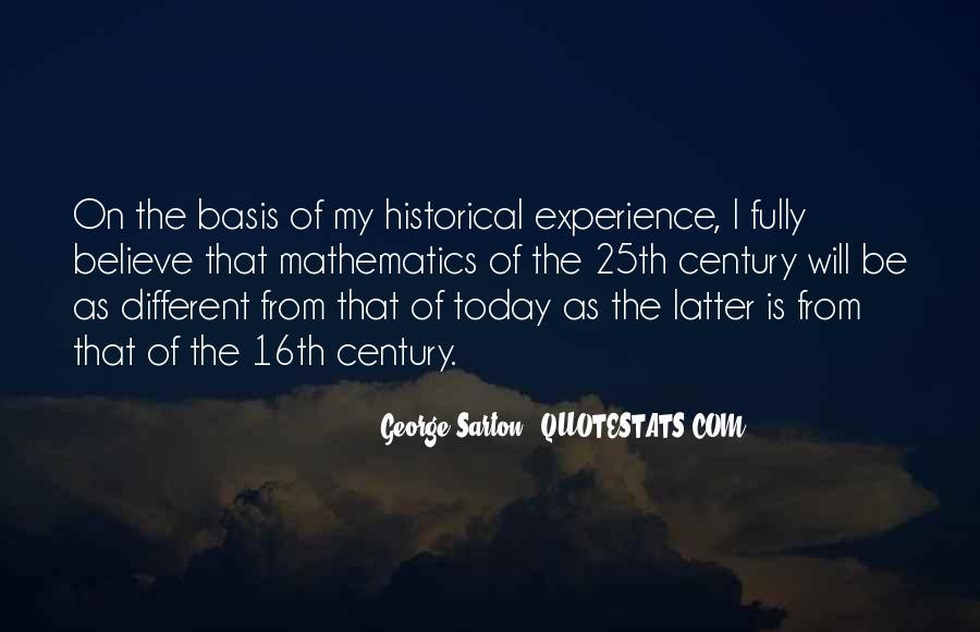 George Sarton Quotes #336621