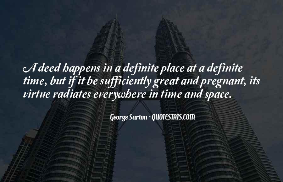 George Sarton Quotes #662867