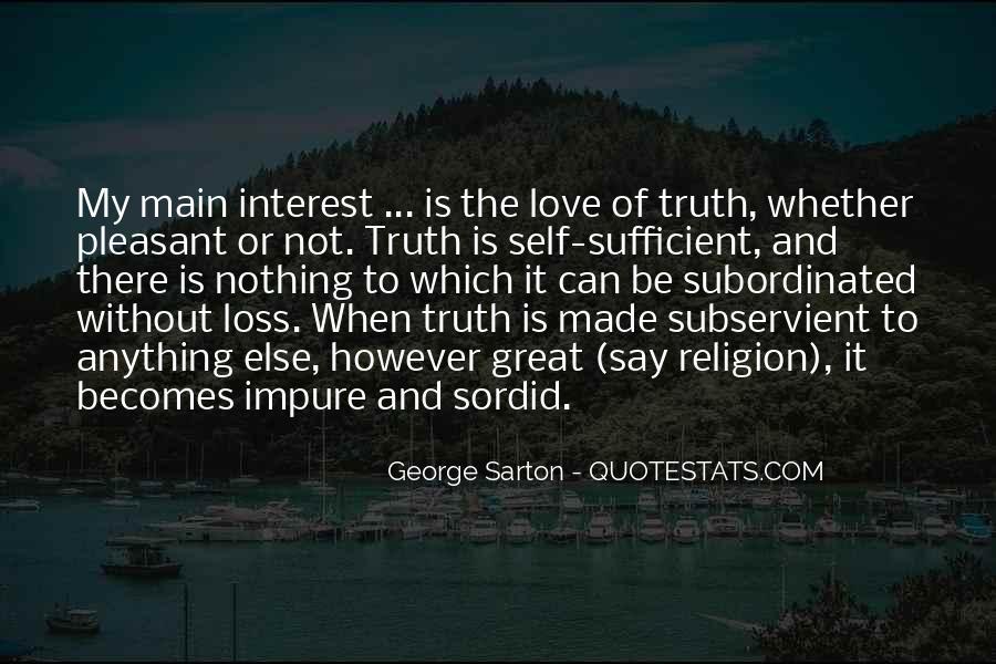 George Sarton Quotes #843027