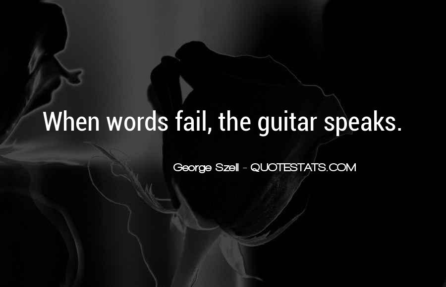 George Szell Quotes #1573739