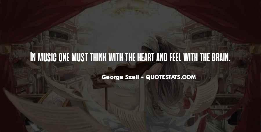 George Szell Quotes #791387