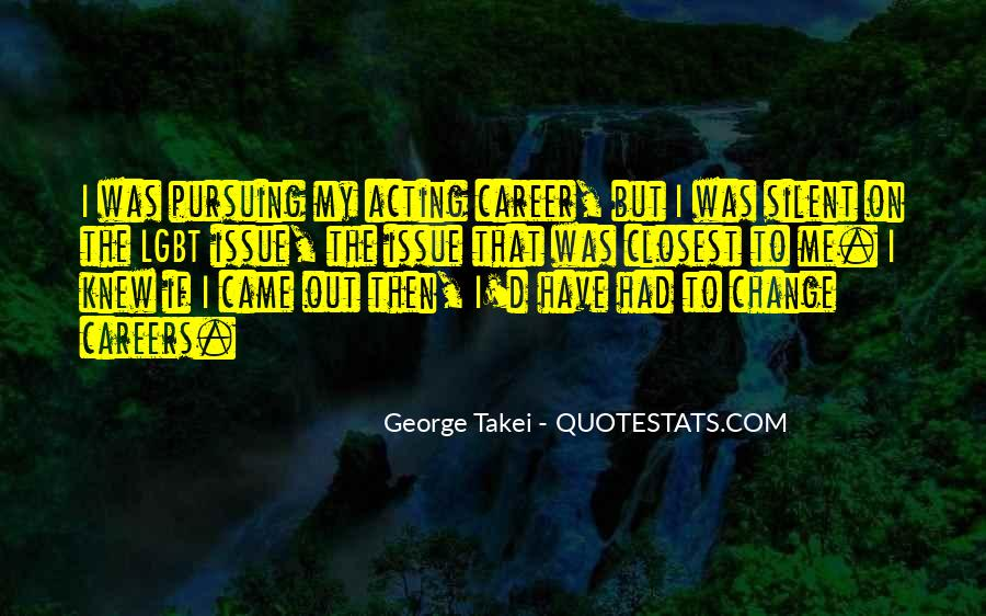 George Takei Quotes #1116064
