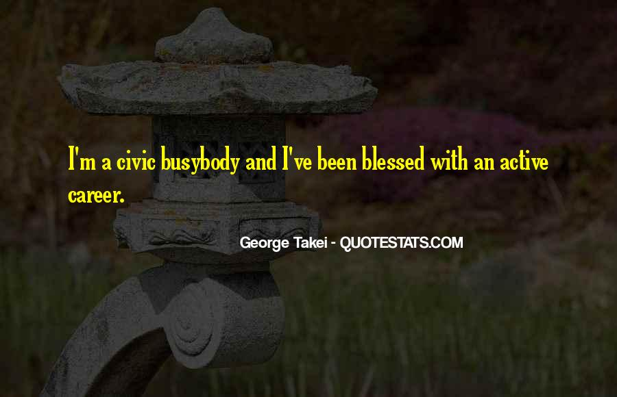 George Takei Quotes #388820