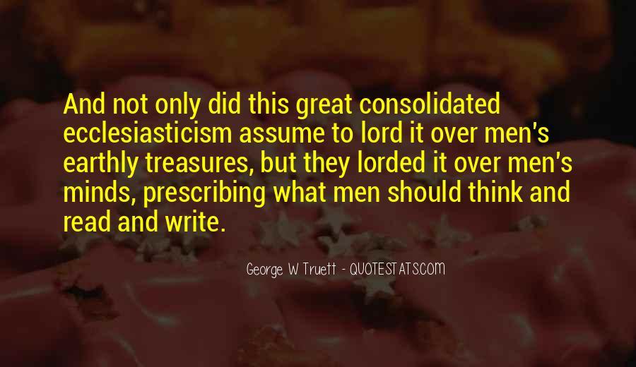 George W Truett Quotes #1157498