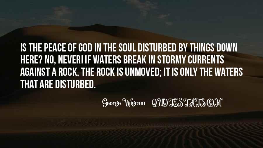 George Wigram Quotes #66601