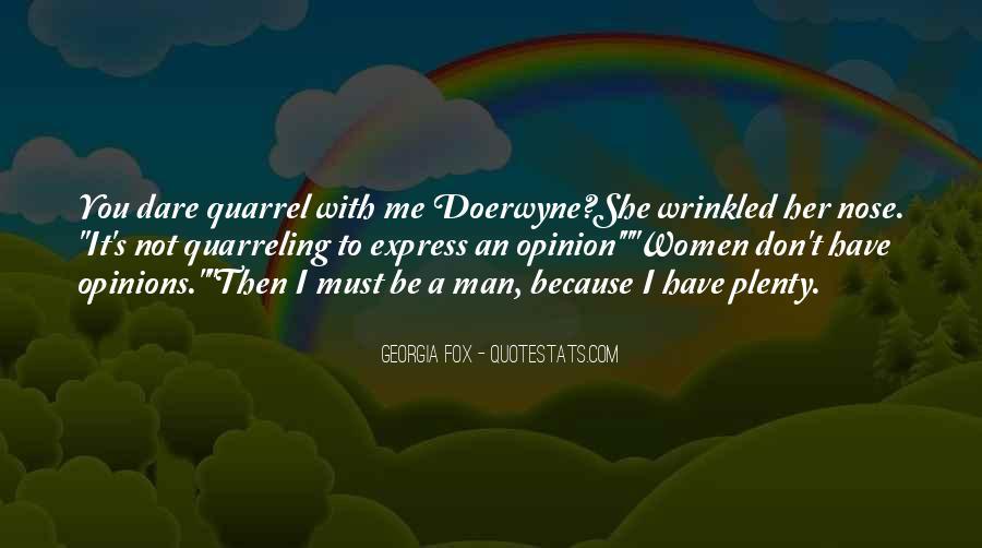 Georgia Fox Quotes #69559