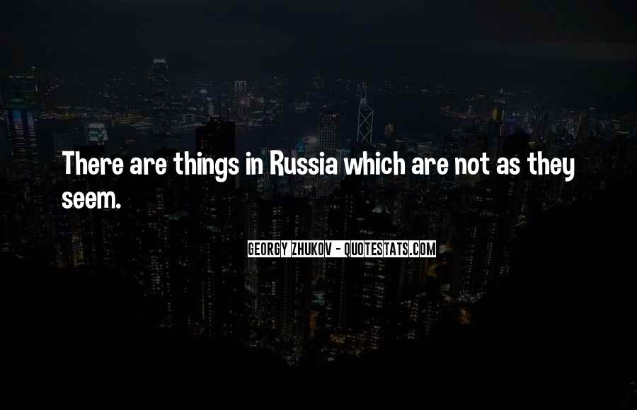 Georgy Zhukov Quotes #1539047