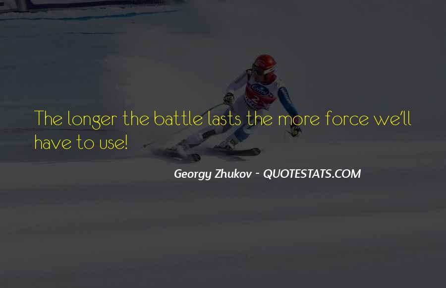 Georgy Zhukov Quotes #500772