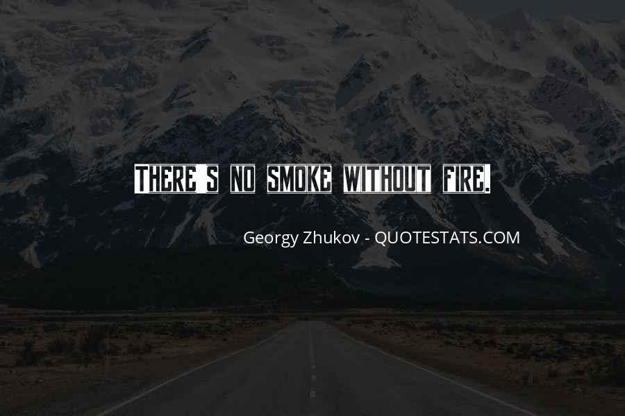 Georgy Zhukov Quotes #925507