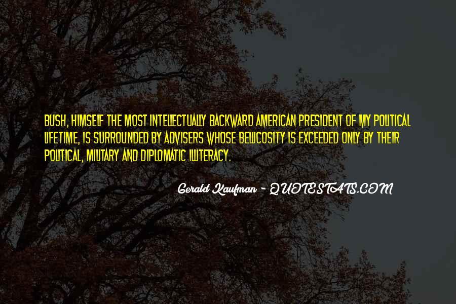 Gerald Kaufman Quotes #173500