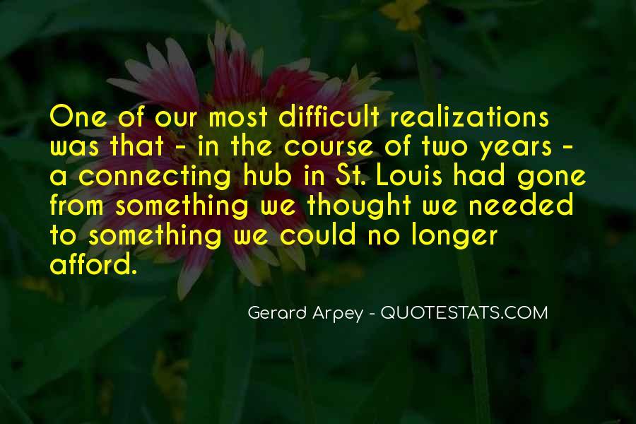 Gerard Arpey Quotes #1027315