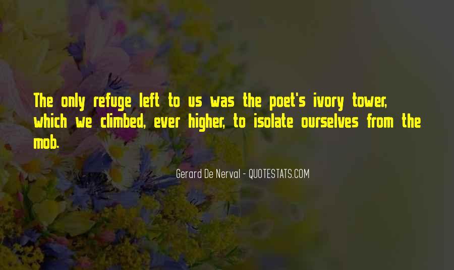 Gerard De Nerval Quotes #1081557