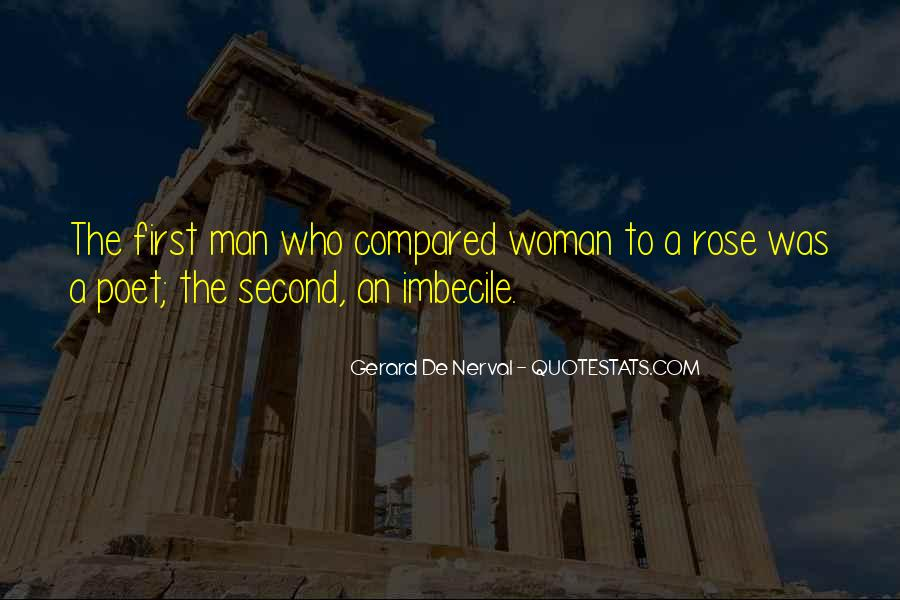 Gerard De Nerval Quotes #116579