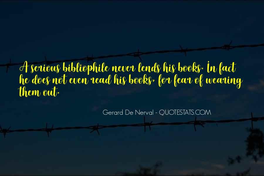 Gerard De Nerval Quotes #1178195