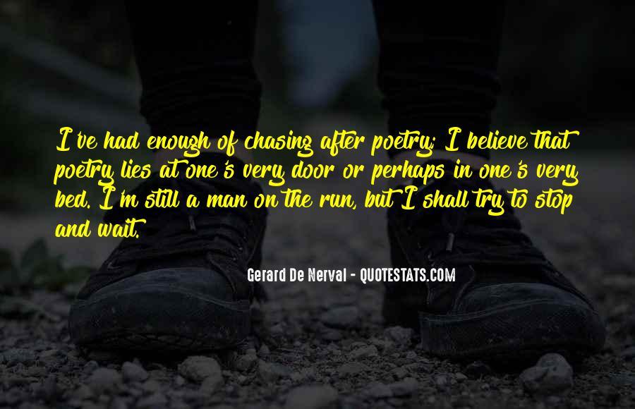 Gerard De Nerval Quotes #1320179
