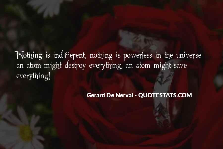 Gerard De Nerval Quotes #1526512