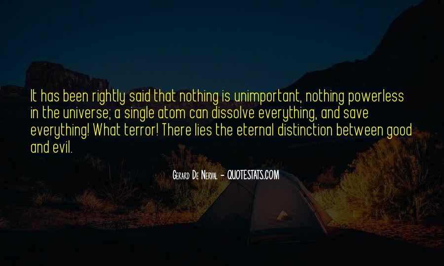 Gerard De Nerval Quotes #170989