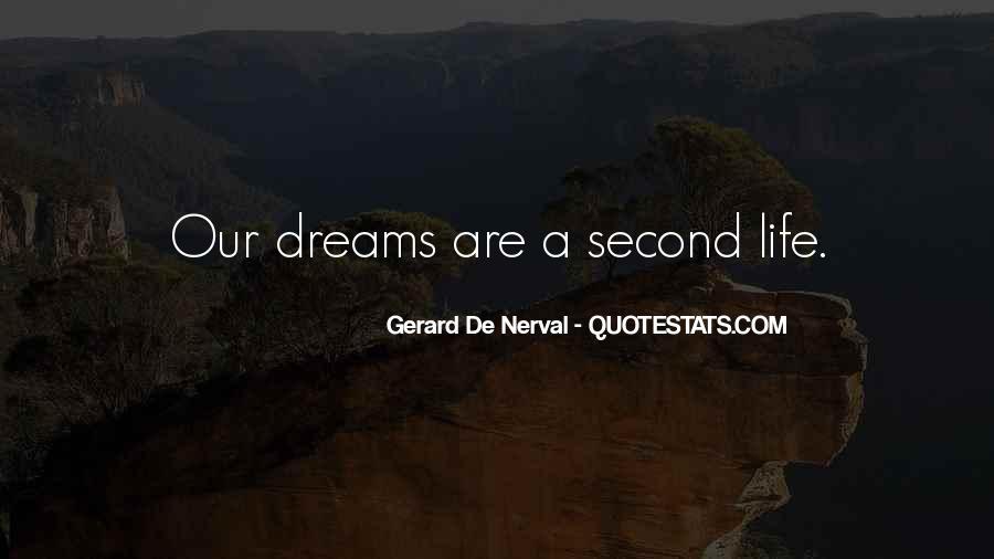Gerard De Nerval Quotes #1796158