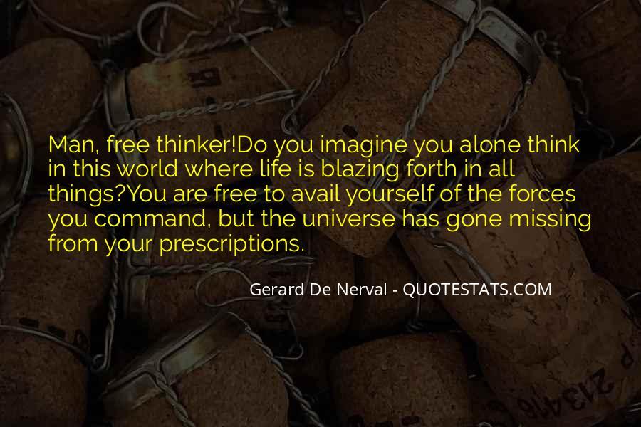 Gerard De Nerval Quotes #230567