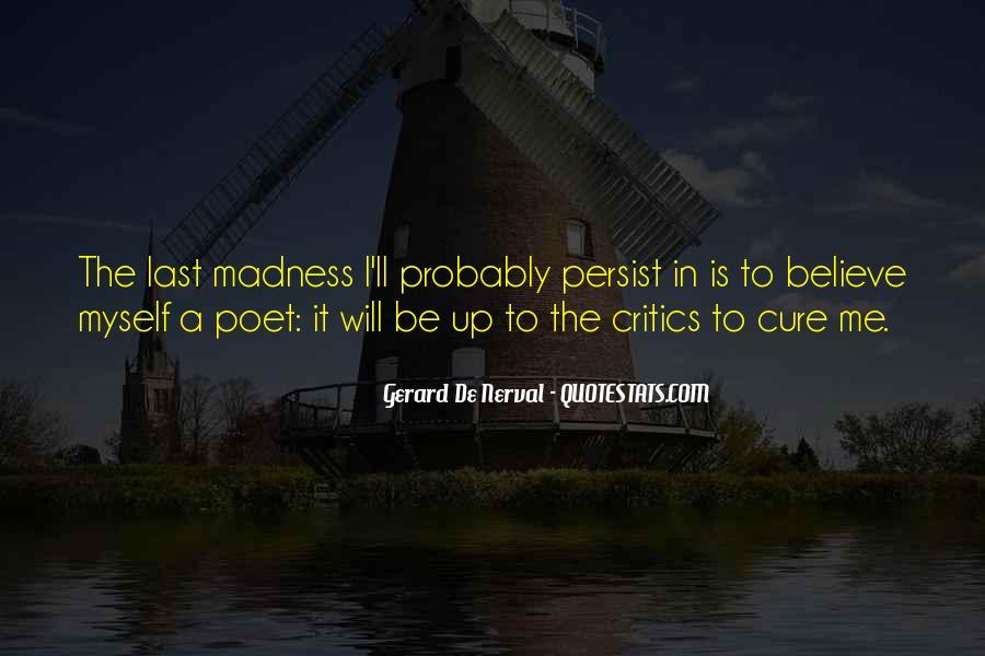 Gerard De Nerval Quotes #770241