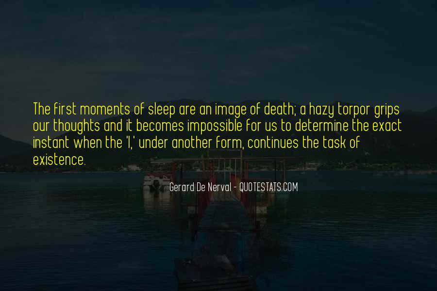 Gerard De Nerval Quotes #832039