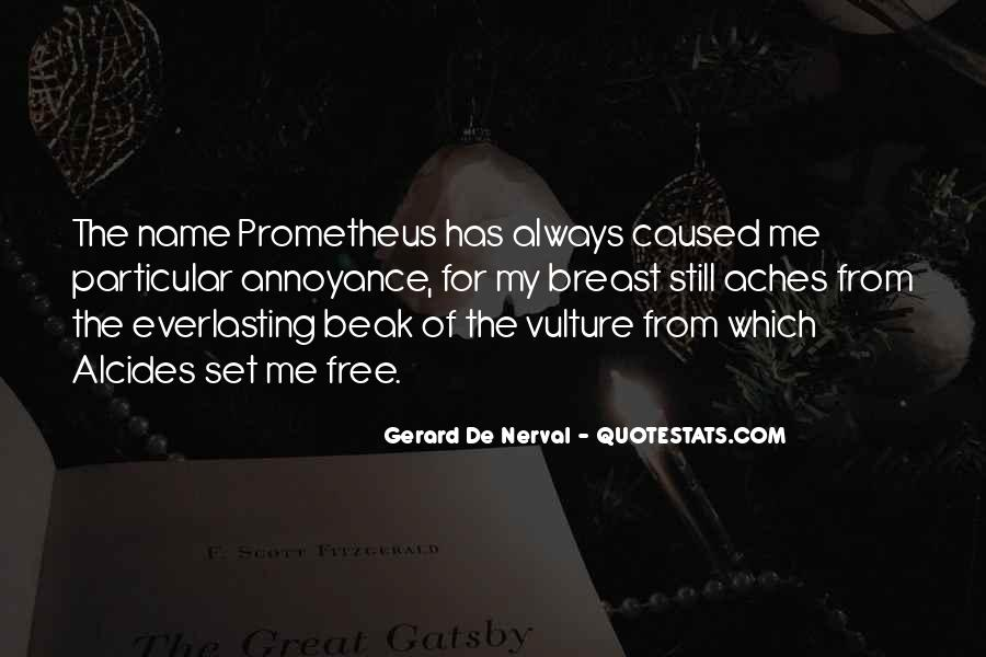 Gerard De Nerval Quotes #977472