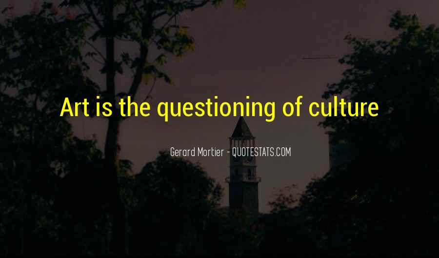 Gerard Mortier Quotes #858561