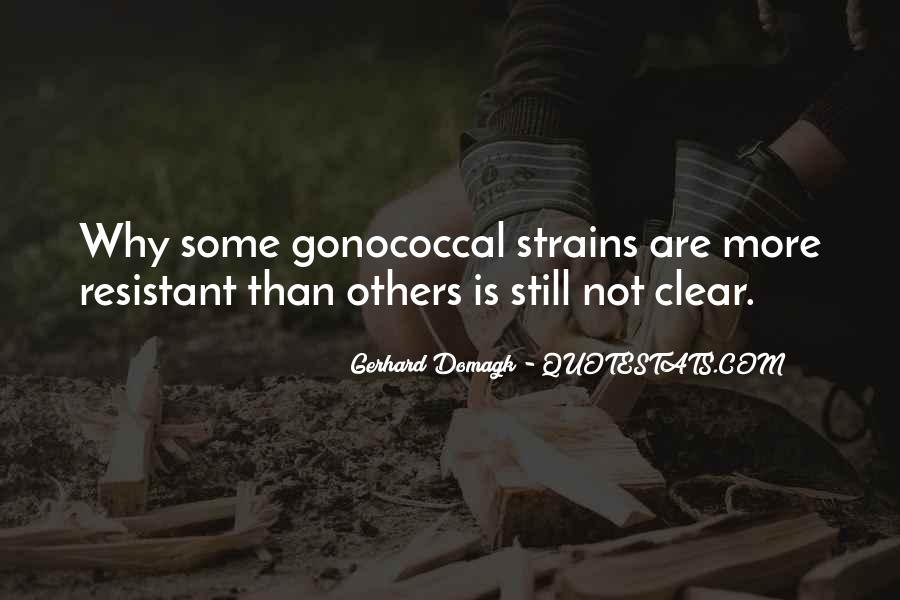 Gerhard Domagk Quotes #1348918