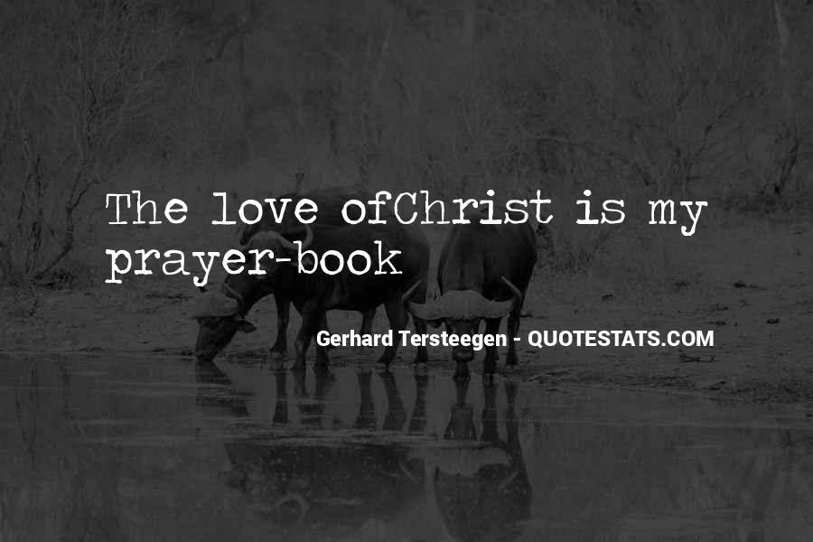 Gerhard Tersteegen Quotes #1540812