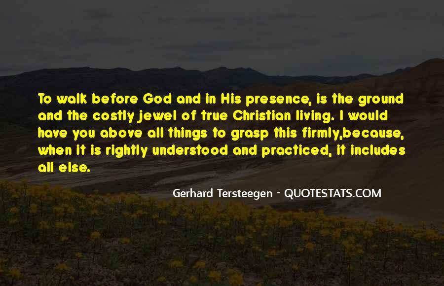 Gerhard Tersteegen Quotes #1542711