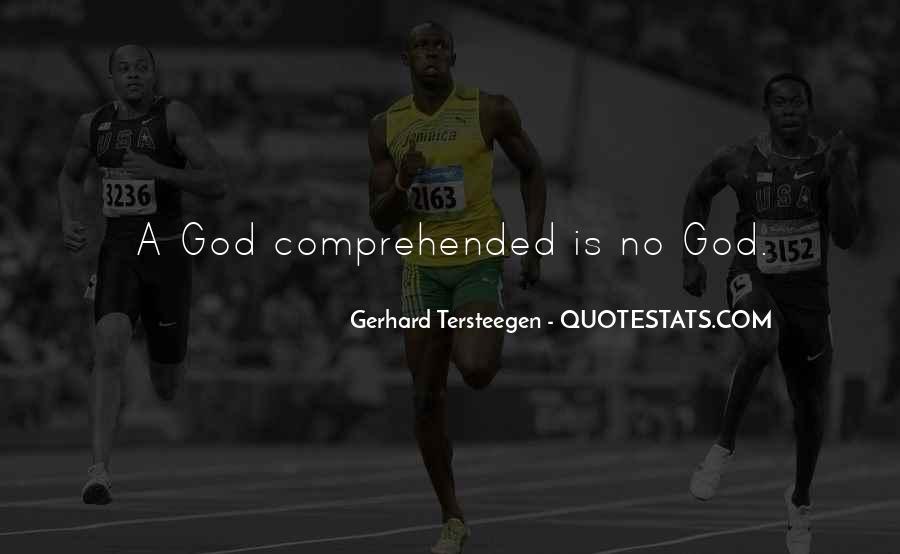 Gerhard Tersteegen Quotes #1639394